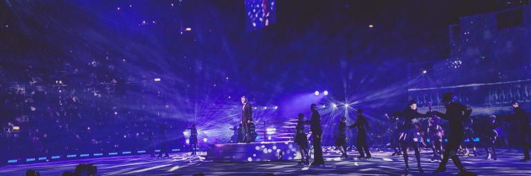 Live-Show von Andrea Bocelli.