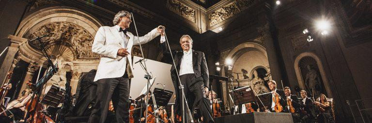 Konzert von Andrea Bocelli