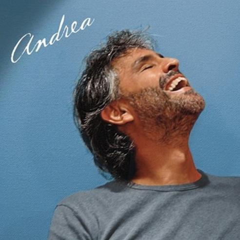Andrea Bocelli Album Andrea