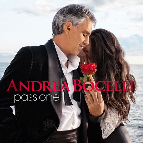 Andrea Bocelli Album Passione