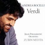 Andrea Bocelli Album Verdi