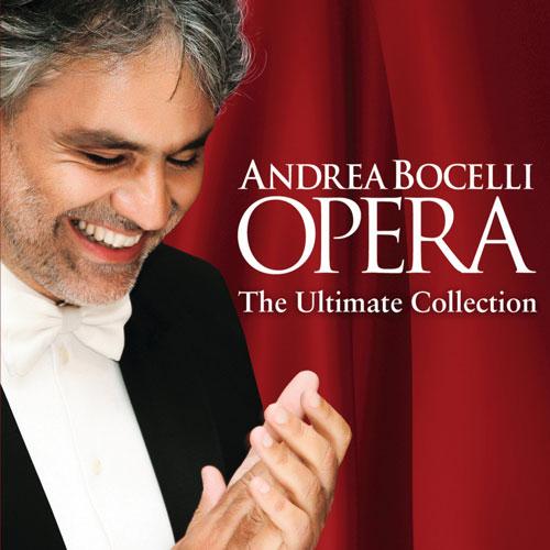 Andrea Bocelli Album Opera